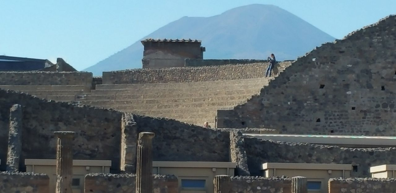Site de Pompei -