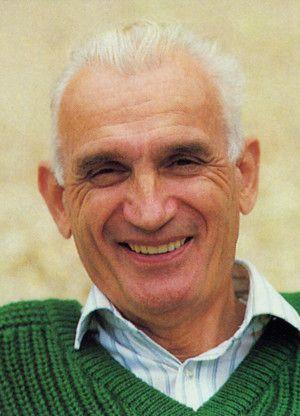Antoine de la Garanderie - portrait de 1988